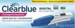 Clearblue Digital Zwangerschapstest 2st