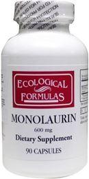 Afbeeldingen van Ecological Form Monolaurine 600 mg