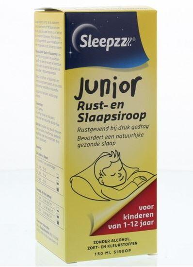 Afbeelding van Sleepzz Rust en slaapsiroop junior