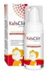 Afbeeldingen van Poxclin Kidsclin waterpokkenschuim