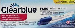 Clearblue Plus Zwangerschapstest 2st