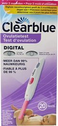 Clearblue Digital Ovulatietest 20st
