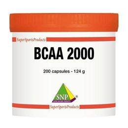 Afbeeldingen van SNP BCAA 2000 puur