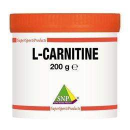 Afbeeldingen van SNP L-carnitine XXL puur