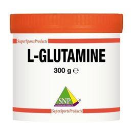 Afbeeldingen van SNP L-Glutamine puur