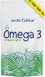 Afbeeldingen van Arctic Blue Omega 3 algenolie vegetarisch