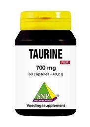 Afbeeldingen van SNP Taurine 700 mg puur