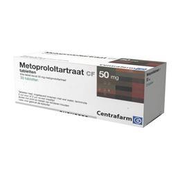 Metoprolol 50mg retard 30tb