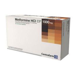 Metformine 1000mg 30tb