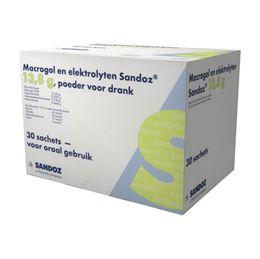 Movicolon 13,8g 30st - Obstipatie - Medicijnen.nl.  Macrogol