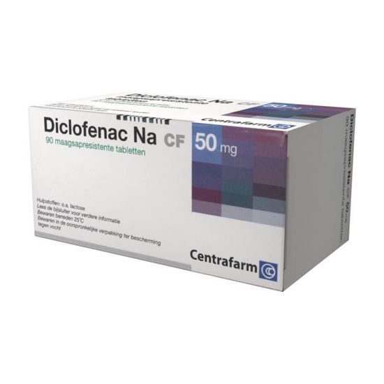 Diclofenac 50mg 90tb
