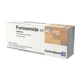 Furosemide 40mg 30tb