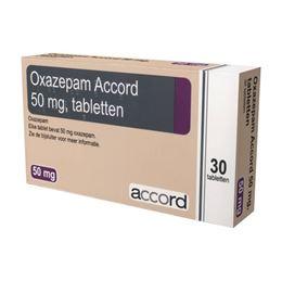 Oxazepam 50mg 30tb