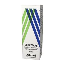 Duratears oogdruppels 15ml flacon