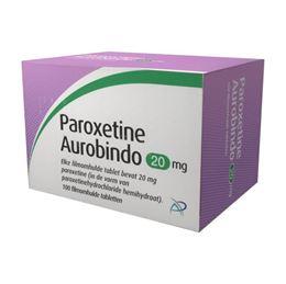 Paroxetine 20mg 30tb