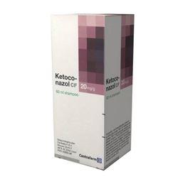 Ketoconazol 20mg/g crème 30g