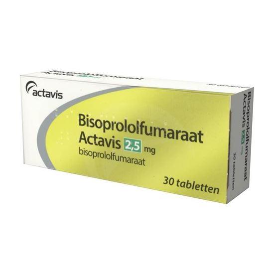 Bisoprolol 2,5mg 30tb