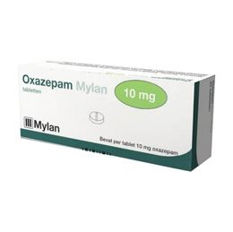 Oxazepam 10mg 30tb