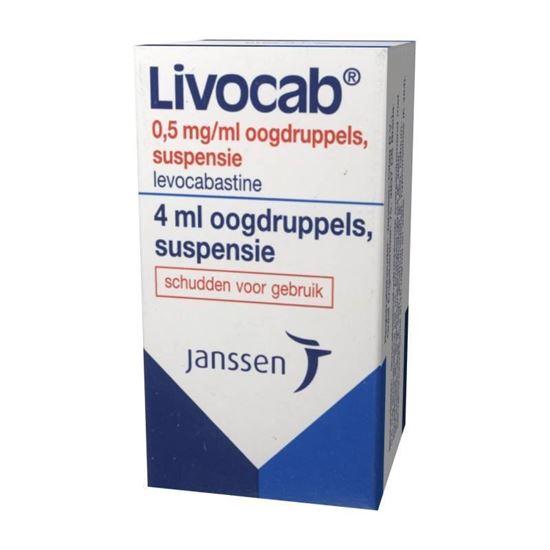 livocab oogdruppels 0,5mg/ml