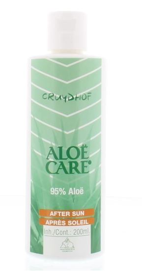 Afbeelding van Aloe Care After sun 200ml