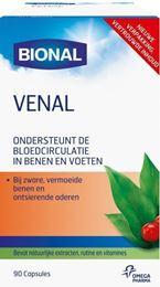 Afbeeldingen van Bional Venal tegen vermoeide benen 90ca
