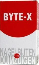 Afbeeldingen van Byte X tegen nagelbijten/duimzuigen 11ml