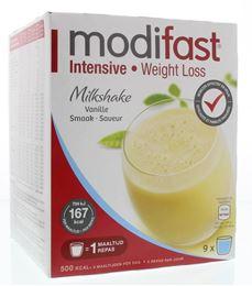 Afbeeldingen van Modifast Intensive Milkshake Vanille 423g
