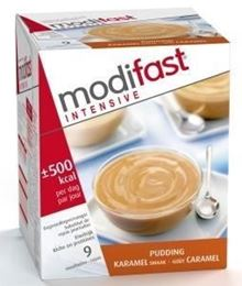 Afbeeldingen van Modifast Intensive Pudding Caramel 423g