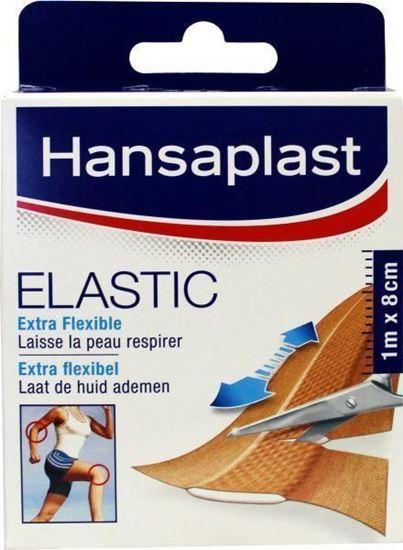 Afbeelding van Hansaplast Elastic 1m x 8cm