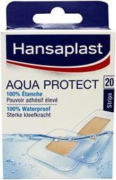 Afbeeldingen van Hansaplast Aqua Protect strips 20st