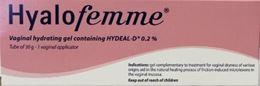 Afbeeldingen van Memidis Pharma Hyalofemme vaginale gel