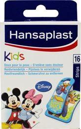 Afbeeldingen van Hansaplast Kids pleisters Disney Mickey Mouse 16st