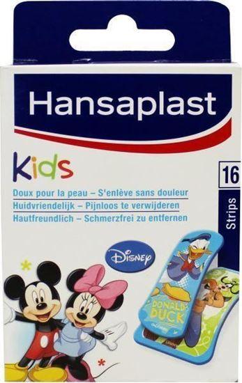 Afbeelding van Hansaplast Kids pleisters Disney Mickey Mouse 16st