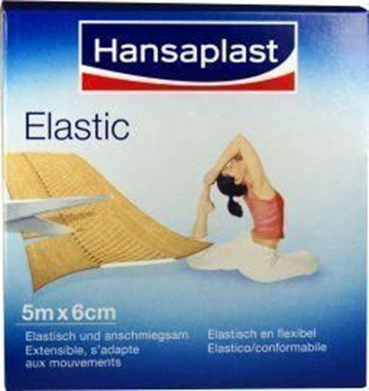 Afbeelding van Hansaplast Elastic 5m x 6cm