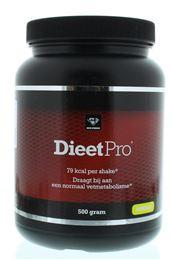Nutri Dynamics Dieet Pro Banaan 500g