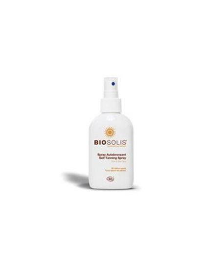 Biosolis Zelfbruinerspray 150ml
