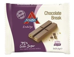 Atkins Endulge Chocolate Break Reep 3x21g