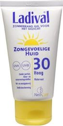 Ladival Zongevoelige huid creme SPF 30 75ml