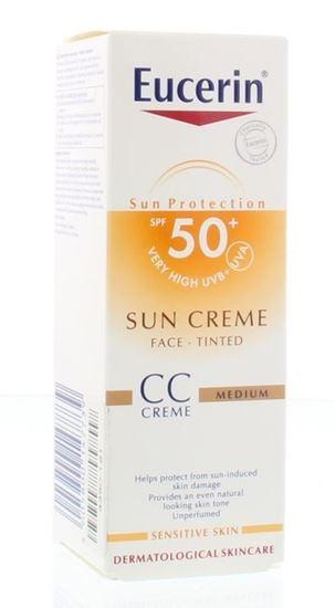 Eucerin Sun cc cream SPF 50 50ml