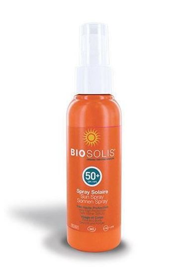 Biosolis Sun spray SPF 50 100ml