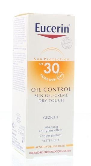 Eucerin Sun oil control SPF30+ 50ml