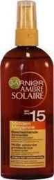 Garnier Ambre solaire gold touch oil SPF 15 150ml