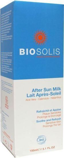Biosolis After sun melk 150ml