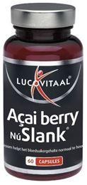 Lucovitaal Acai berry NuSlank 60caps