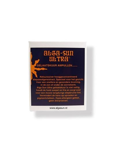 Algasun Ultra gelaatskuur 5x2ml