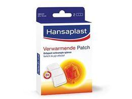 Hansaplast Verwarmende patch 2st