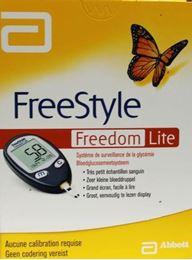 Freestyle Freedom lite startpakket