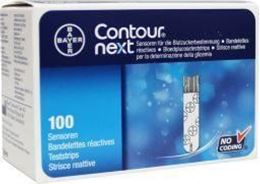 Bayer Contour Next teststrip 100st