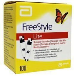 Freestyle Lite teststrips 100st