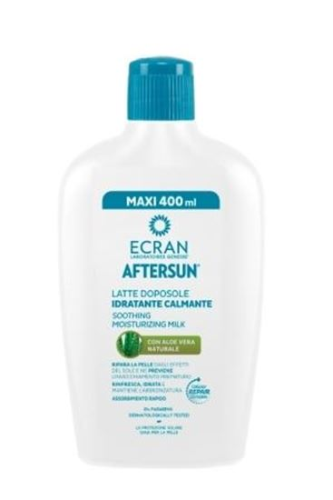 Ecran Aftersun melk hydraterend & kalmerend aloe 400ml